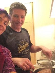 Chef Laura Moore & Chef Richard Wolf