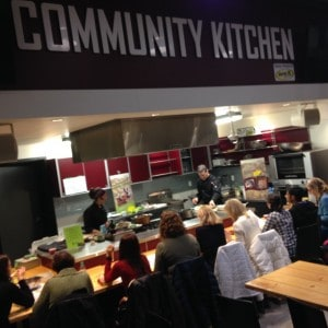 CommunityKitchenSign&GroupShot